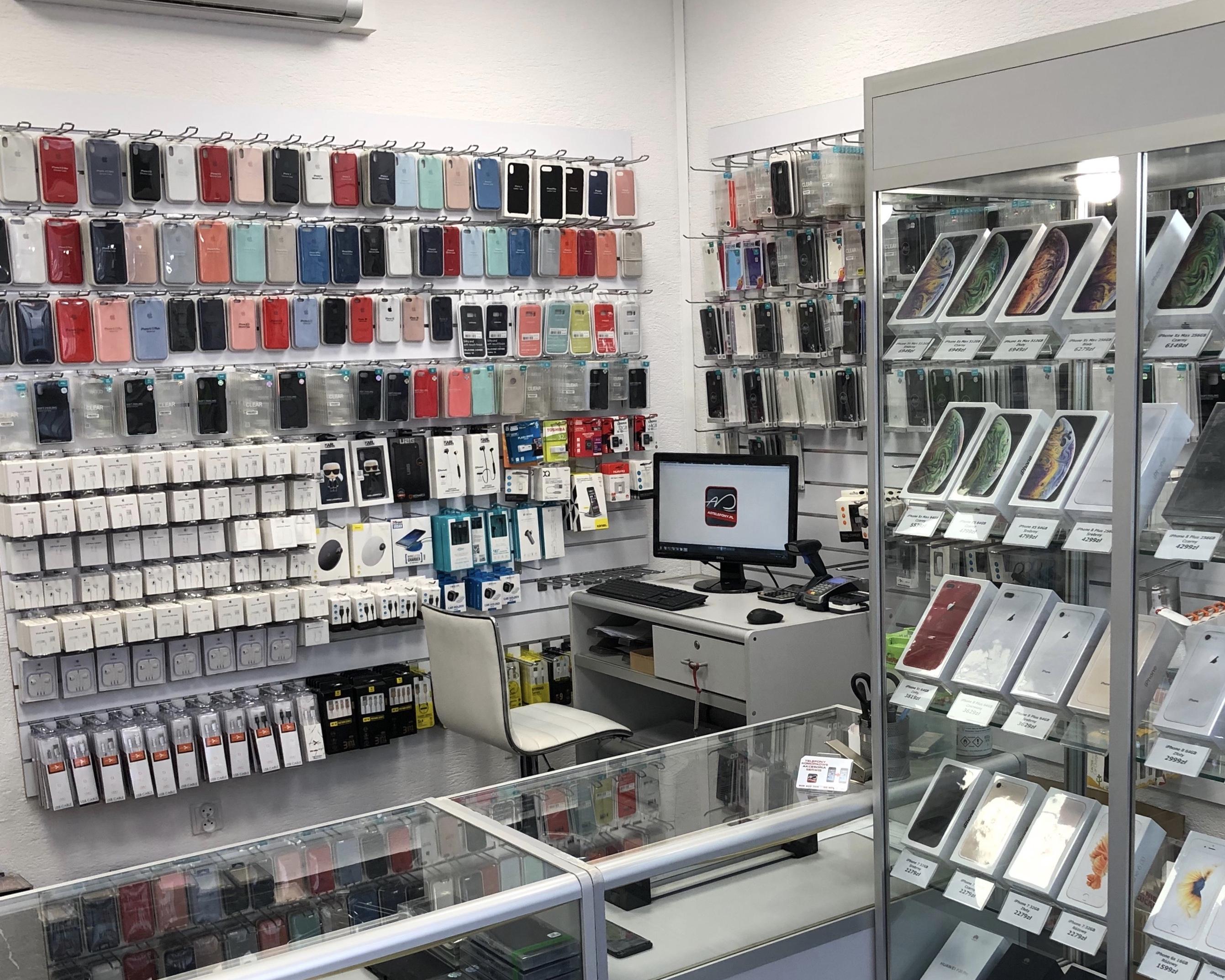 Serwis naprawa telefonów w Warszawie